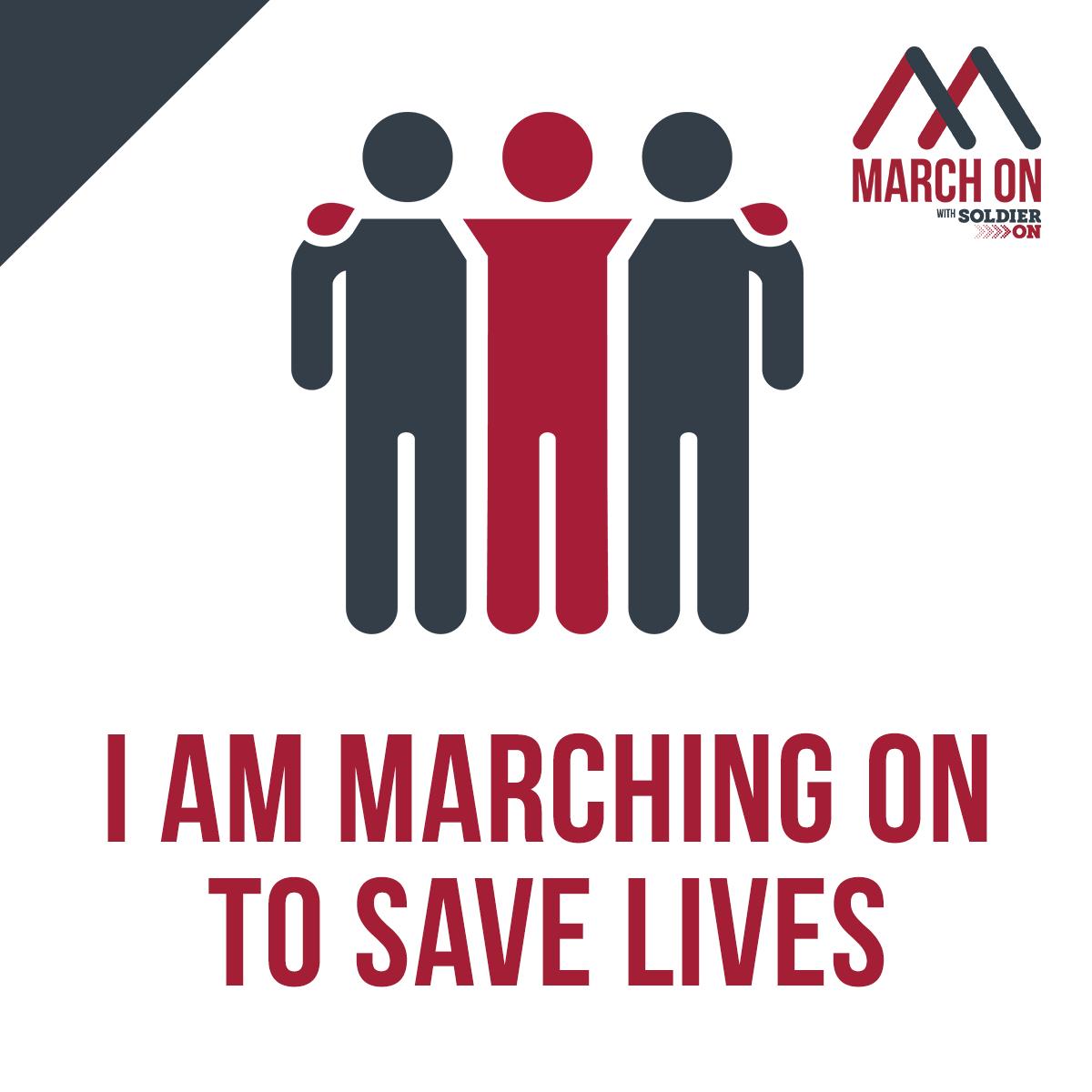 March On Social Tile 6