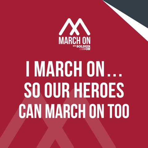 March On Social Tile 8
